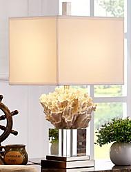 baratos -Simples Decorativa Luminária de Mesa Para Quarto Resina 220V