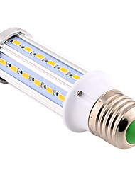 billige -LED-kornpærer 1000 lm E26 / E27 T 42 LED perler SMD 5730 Varm hvit Kjølig hvit 220-240 V