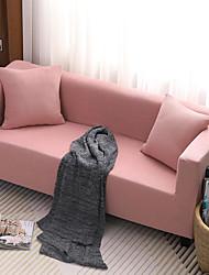 billiga -Sofföverdrag Enfärgad Färgat garn Polyester överdrag