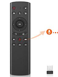 Недорогие -2.4g Google voice intelligent remote control G20X single voice version Дистанционное управление Мини 2,4 ГГц беспроводной Дистанционное управление Pico Назначение Android 4.0 / Android 4.1 / Android