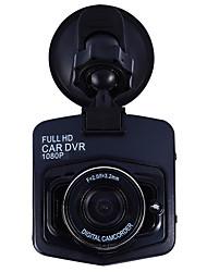 Недорогие -1080p HD Автомобильный видеорегистратор Широкий угол 2 дюймовый LCD Капюшон с G-Sensor / Обноружение движения / Циклическая запись Автомобильный рекордер