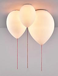 Недорогие -Шары Потолочные светильники Потолочный светильник Металл Стекло Творчество, Новый дизайн 110-120Вольт / 220-240Вольт