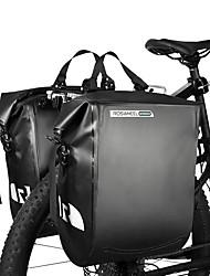 Недорогие -ROSWHEEL 20 L Сумка на багажник велосипеда / Сумка на бока багажника велосипеда Сумки на багажник велосипеда Водонепроницаемость Дожденепроницаемый Влагонепроницаемый Велосумка/бардачок ПВХ