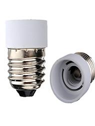 levne -1ks E27 na B14 E14 Příslušenství žárovky ABS + PC Zásuvka na žárovky