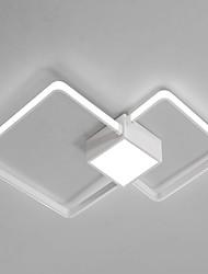 Недорогие -геометрический Потолочные светильники Защите для глаз 220-240Вольт Белый / Диммируемый с дистанционным управлением / Теплый белый + белый