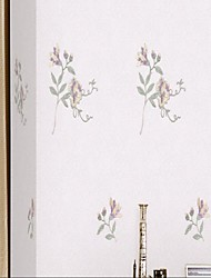 abordables -Paño de pared No tejido Revestimiento de pared - adhesiva requerida Art Decó / 3D