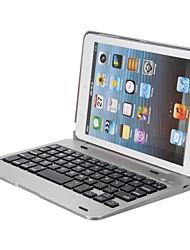 Недорогие -Bluetooth емкостный клавиатура Мини / удобный Для iPad mini / iPad mini 2 / iPad mini 3 Bluetooth