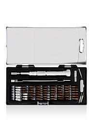 Недорогие -JAKEMY Портативные Инструменты 61 в 1 Наборы инструментов Домашний ремонт Ремонт Apple Samsung для ремонта компьютеров
