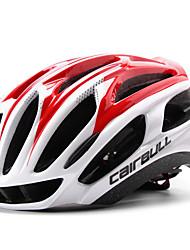 Недорогие -CAIRBULL Взрослые Мотоциклетный шлем 29 Вентиляционные клапаны CE CE EN 1077 Ударопрочный Легкий вес С возможностью регулировки прибыль на акцию ПК Виды спорта / Формованный с цельной оболочкой