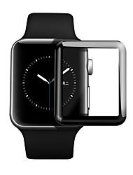 Недорогие -Защитная плёнка для экрана Назначение Apple Watch Series 4 Закаленное стекло HD / Уровень защиты 9H / Взрывозащищенный 1 ед.