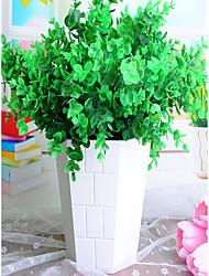 halpa -Keinotekoinen Flowers 5 haara Klassinen minimalistisesta Kasvit Pöytäkukka