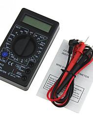 Недорогие -Профессиональный цифровой мультиметр dt832 жк-вольтметр переменного / постоянного тока многофункциональный тестер ом многофункциональный