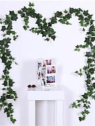 Недорогие -Искусственные Цветы 1 Филиал Классический Сценический реквизит Пастораль Стиль Pастений Вечные цветы Цветы на стену