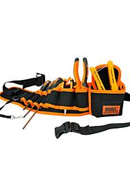 Недорогие -прочный аппаратный мешок электрика холст сумка для инструмента ремень утилита карман