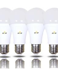 levne -EXUP® 4ks 15 W 1400 lm B22 E26 / E27 LED kulaté žárovky A70 42 LED korálky SMD 2835 Teplá bílá Chladná bílá 220-240 V 110-130 V
