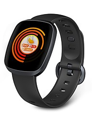 abordables -Indear GT103 Pulsera inteligente Android iOS Bluetooth Smart Deportes Impermeable Monitor de Pulso Cardiaco Podómetro Recordatorio de Llamadas Seguimiento de Actividad Seguimiento del Sueño