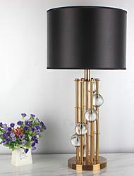 abordables -Simple Decorativa Lámpara de Mesa Para Dormitorio Metal 220v