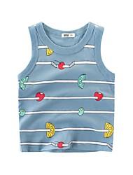 halpa -Lapset Poikien Perus Painettu Hihaton Polyesteri Toppi ja paituli Uima-allas