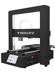 Недорогие -3d-принтер tronxy® x6a metal 220x220x220mm, размер печати с 3,5-дюймовым сенсорным экраном / автоматическое выравнивание / возобновление подачи энергии / детектор накала / двойной вентилятор / 3