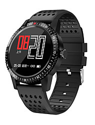 baratos -DMDG T1 Relógio inteligente Android iOS Bluetooth Esportivo Impermeável Monitor de Batimento Cardíaco Medição de Pressão Sanguínea Cronómetro Podômetro Aviso de Chamada Monitor de Atividade Monitor