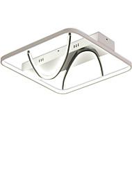 Недорогие -Линейные Потолочные светильники Рассеянное освещение Окрашенные отделки Алюминий Новый дизайн 110-120Вольт / 220-240Вольт Теплый белый / Холодный белый