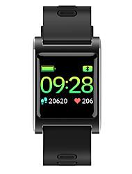 abordables -Factory OEM VO419 Reloj elegante Android iOS Bluetooth Smart Deportes Impermeable Monitor de Pulso Cardiaco Podómetro Recordatorio de Llamadas Seguimiento del Sueño Recordatorio sedentaria Despertador