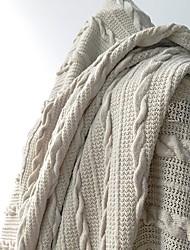 Недорогие -Джерси Однотонный Стретч 160 cm ширина ткань для Одежда и мода продано посредством 0.45m