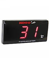 Недорогие -Мотоцикл Измеритель температуры воздуха для BMW Все года измерительный прибор Красный / синий орнамент 3D / Сигнал высокой температуры