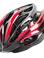 Недорогие -STUDIO Взрослые Мотоциклетный шлем 27 Вентиляционные клапаны CE Ударопрочный Легкий вес С возможностью регулировки прибыль на акцию ПК Виды спорта Горный велосипед Шоссейные велосипеды Восхождение -