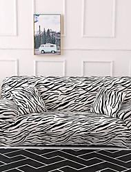 billige -Sofatrekk Stripet / Trykt mønster Garn Bleket / Trykket Polyester slipcovere