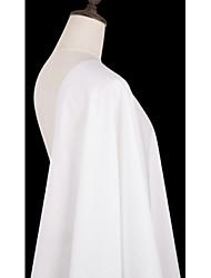 baratos -Algodão Cor Única Inelástico 147 cm largura tecido para Vestuário e Moda vendido pelo 0,45 m