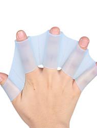 Недорогие -Акваперчатки Плавательные перчатки Нет данных Ластик Без пальцев Прочный Плавание Дайвинг / Детские