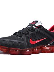 hesapli -Erkek Ayakkabı PU İlkbahar yaz Atletik Ayakkabılar Koşu Atletik için Şarap