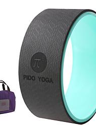 ราคาถูก -1 cm อุปกรณ์ออกกำลังกายในช่องท้อง กับ สบาย การฝึกอบรมหลัก Molded ABS สำหรับ โยคะ / ยิมออกกำลังกาย เอว, เอวและหลัง