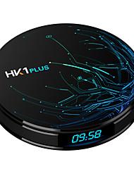 Недорогие -HK1 PLUS-0C Android 8.1 Amlogic S905X2 4GB 64Гб Quad Core