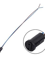 billige -g4 lampholderholder basestik kabel stikmontering tilbehør høj kvalitet silicium kabel til ledet g4 keramik