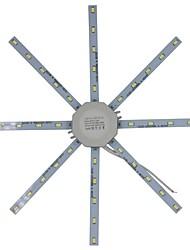 Недорогие -1 комплект 20 W * 40 Светодиодные бусины Новый дизайн Потолочный светильник Осветительная панель Тёплый белый Холодный белый 220 V Спальня Ванная