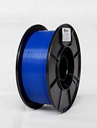 voordelige -blauwe kleur 1.75mm pla filament voor 3d-printer