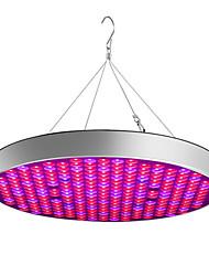 billige -1set 30 W 2400 lm 250 LED perler Fullt Spektrum Lett installasjon For drivhushydroponisk Voksende lysarmatur 85-265 V Hjem / kontor Vegetabilsk drivhus