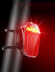 Недорогие -Светодиодная лампа Велосипедные фары Задняя подсветка на велосипед огни безопасности задние фонари Горные велосипеды Велоспорт Супер яркий Простота транспортировки Осторожно! Литиевая батарея 80 lm
