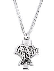 preiswerte -Damen Geometrisch Halskette Modisch Cool Silber 30 cm Modische Halsketten Schmuck 1pc Für Alltag