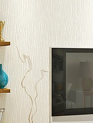 Χαμηλού Κόστους -ταπετσαρία Nonwoven Κάλυψης τοίχων - κόλλα που απαιτείται Μονόχρωμο