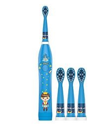 abordables -FORSINING Cepillo de dientes eléctrico 035 para niños / Diario Impermeable / Portátil / Poco ruido / Diseño ergonómico