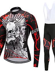 levne -Motocyklové oblečení Sada kalhot na bundy pro Pánské Podzim Prodyšné