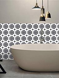 billiga -Hus / Platser / Kreativ Stickers, etiketter och etiketter - 1 pcs Rektangulär Klistermärken Alla årstider