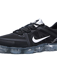 hesapli -Erkek Ayakkabı PU İlkbahar yaz Atletik Ayakkabılar Koşu Atletik için Açık Mavi