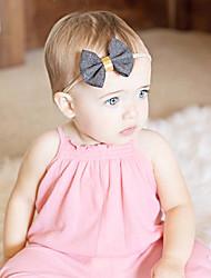 billige -Baby Jente Aktiv Ensfarget Ermeløs Polyester Endelt Rosa