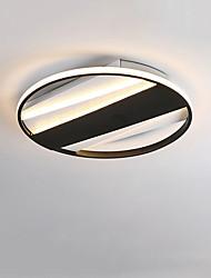 Недорогие -CONTRACTED LED® геометрический / Оригинальные Потолочные светильники Рассеянное освещение Окрашенные отделки Металл Творчество, Новый дизайн, Cool 110-120Вольт / 220-240Вольт Теплый белый / Белый