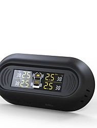 Недорогие -скрытый монитор давления в шинах автомобиля встроенная беспроводная солнечная система контроля давления в шинах tpms