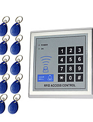 cheap -5YOA AC-10KeyTK4100 Access Control System Set / Access Controller RFID Password / ID Card Home / Apartment / School